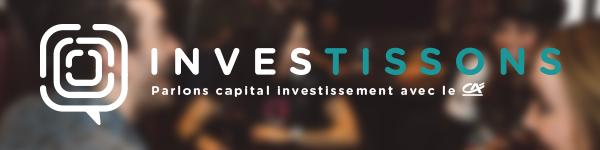 INVESTISSONS - Parlons capital investissement avec le Crédit Agricole