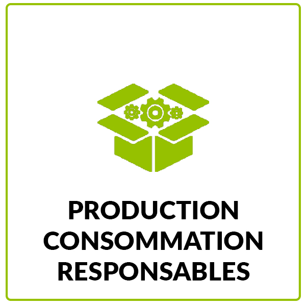 Production & Consommation Responsables