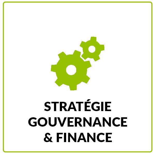 Stratégie Gouvernance & Finance
