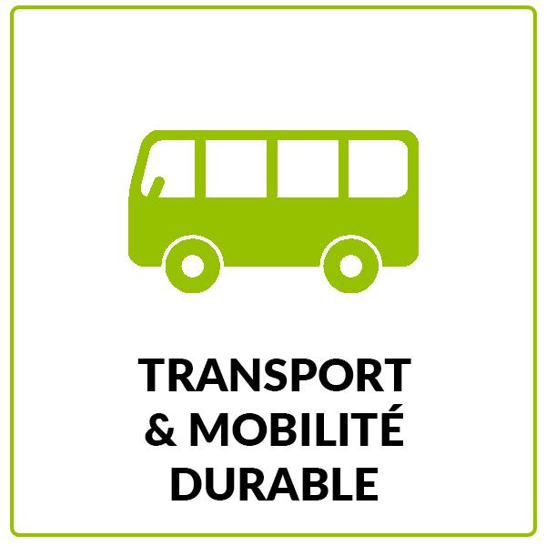 Transport & Mobilité Durable