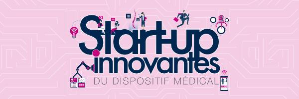 Journée start-up innovantes du dispositif médical 2021