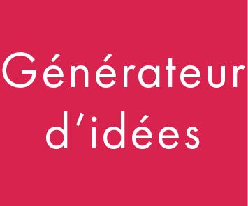 Générateur d'idées