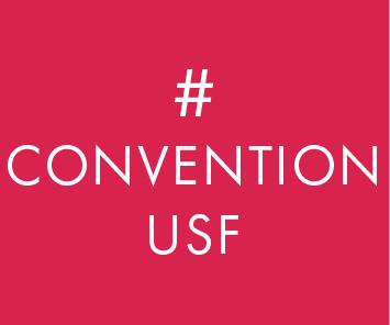 #ConventionUSF