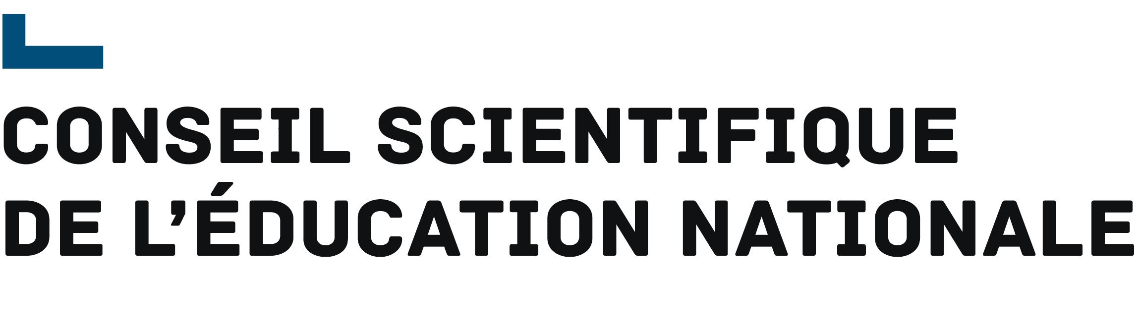 Conseil scientifique de l'Education nationale