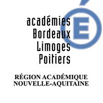 Region Académique Nouvelle Aquitaine