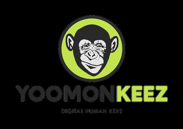 Logo start-up Yoomonkeez