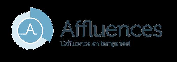 Logo start-up Affluences