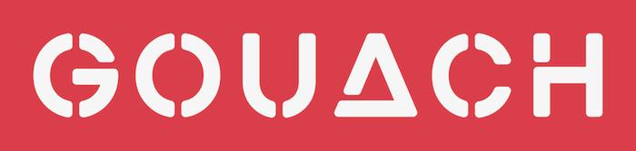 Logo start-up Gouach