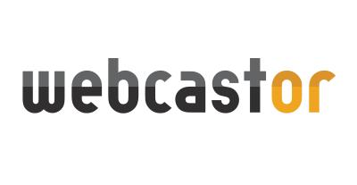 Logo Webcastor